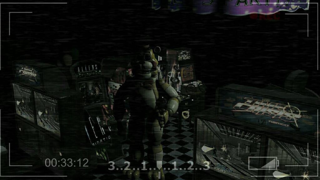 fnaf sfm frederick in the game area by delirious411 on deviantart