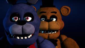 Freddy and Bonnie