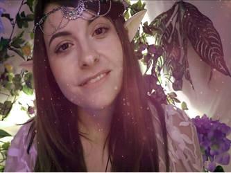 You can call me Princess Zelda or Princess Nardia