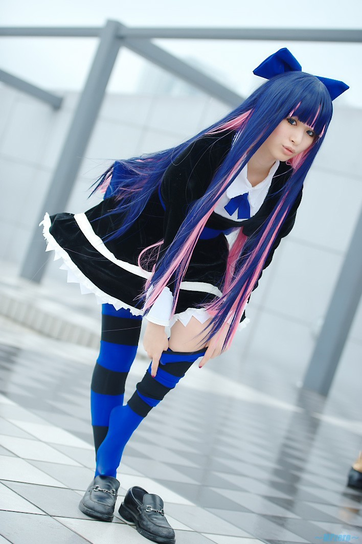 stocking Brief panty cosplay and