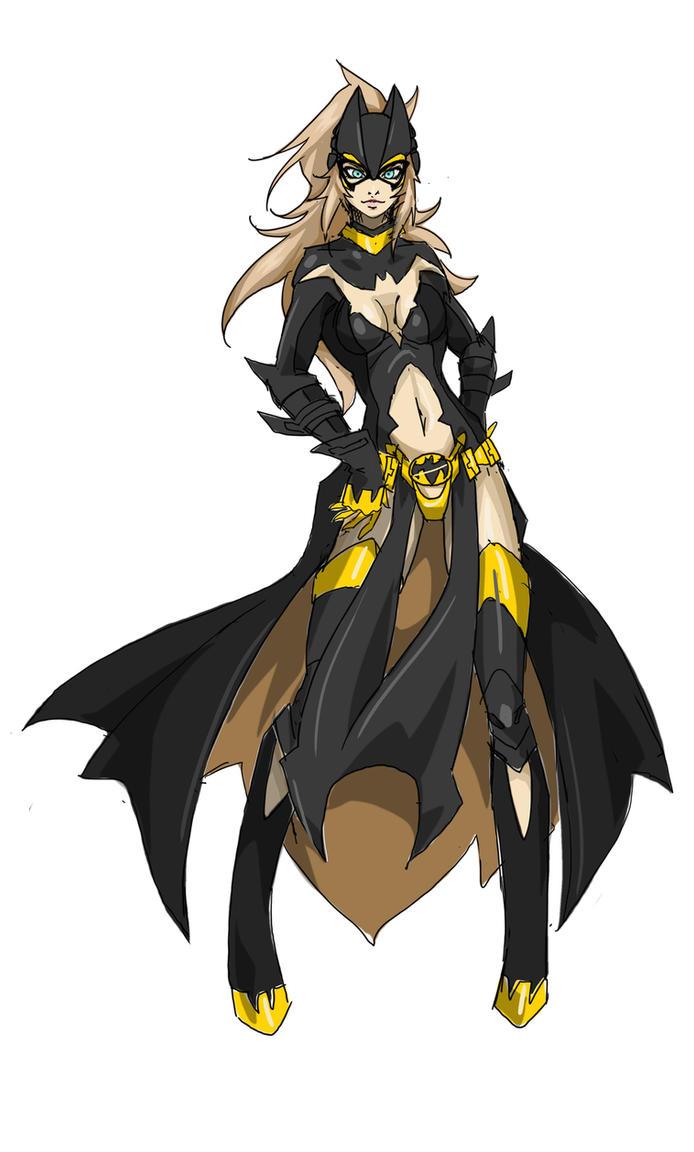 Batgirl by Agacross