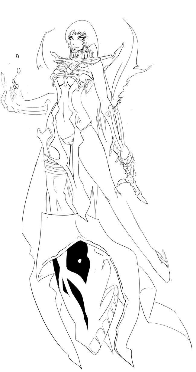 Mistress Death by Agacross