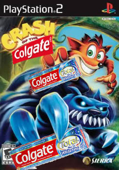 Crash Of The Colgate