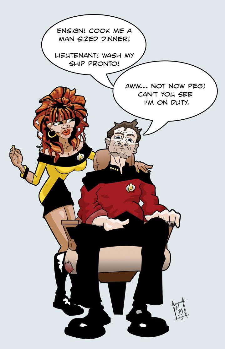 Captain Al Bundy. by Bleezer