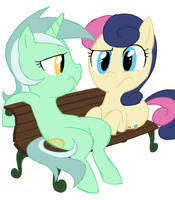 Why You Sit Like That? by thelivingmachine02
