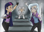 The Great Twilight and Trixie