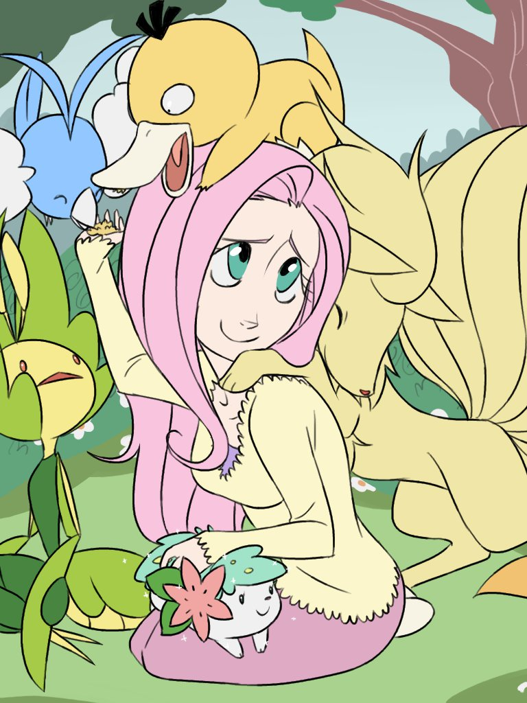 The Princess' Garden by thelivingmachine02