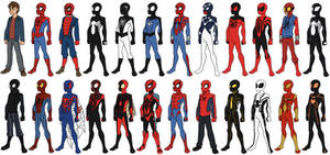 That's A Lot of Spiders by thelivingmachine02