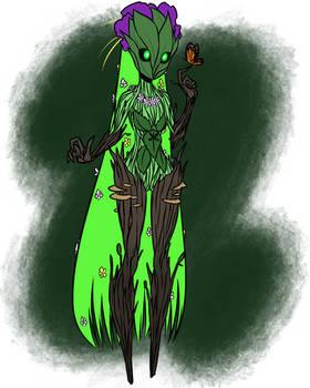 Monster Girl Challenge: Plant