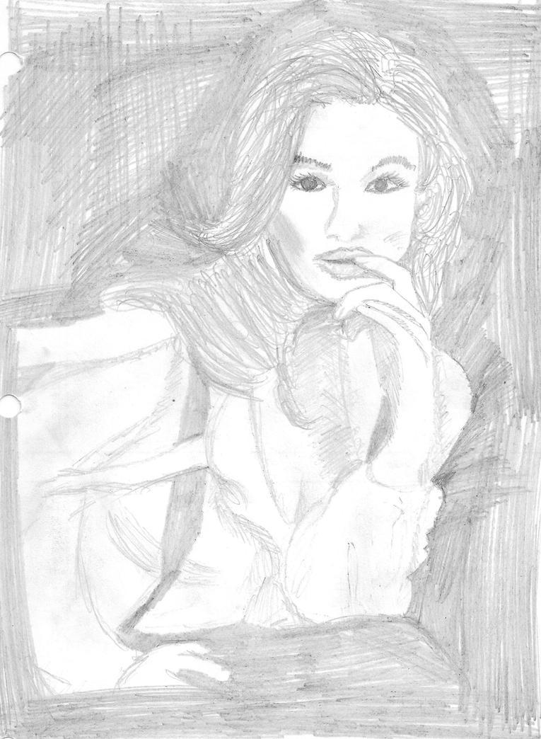 Implied Lines In Art : Art class implied lines by miyokonarashikamaru on deviantart