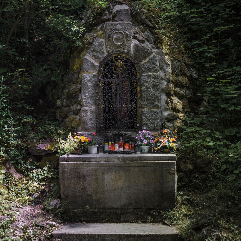 Shrine by Nikander