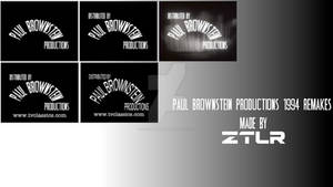 Paul Brownstein Productions 1994 Remakes