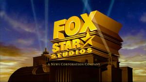 Fox Star Studios Logo (2008-2010)