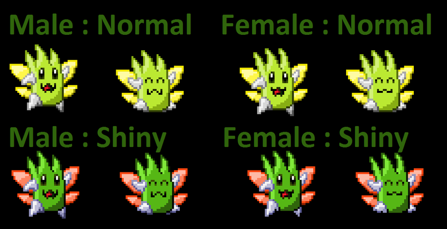 Flible Sprite By Smiley-Fakemon On DeviantART