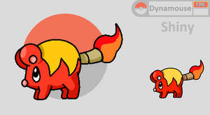 DYNAMOUSE, Bomb Pokemon