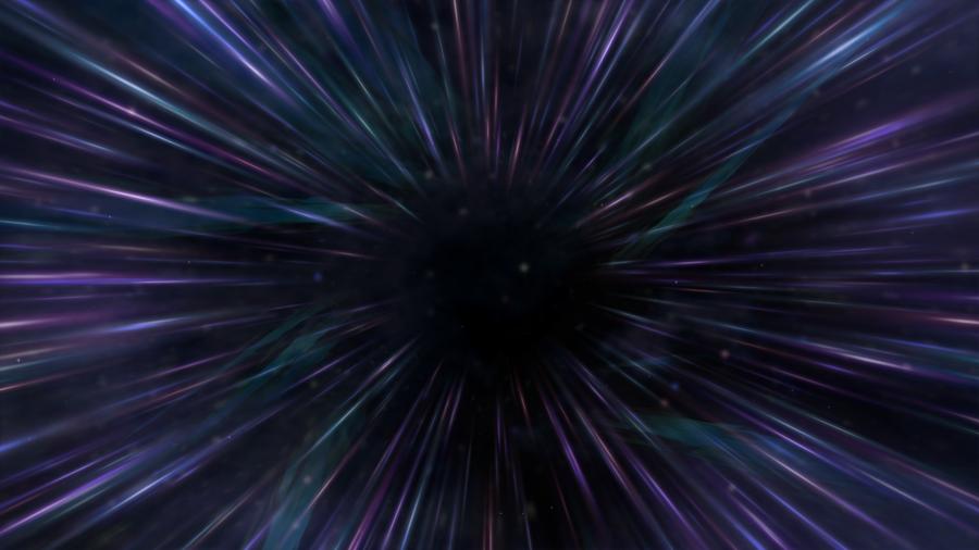 do black holes ever end -#main