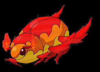 Scarab Fakemon by Smiley-Fakemon