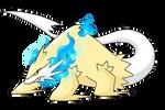White Lion Pokemon