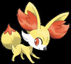 Pokemon Y: Fennekin