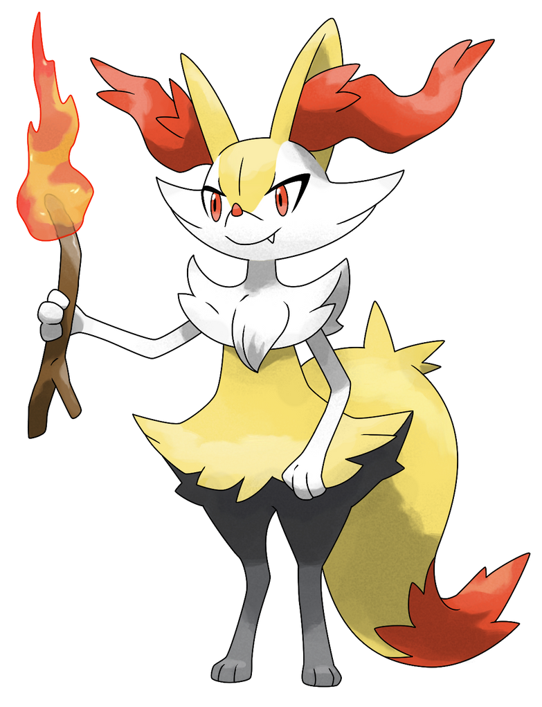 braixen pokemon height