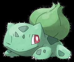 Pokemon Y: Bulbasaur by Smiley-Fakemon