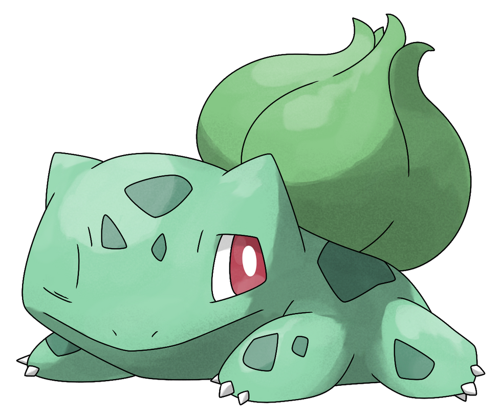 cute pokemon bulbasaur - photo #37