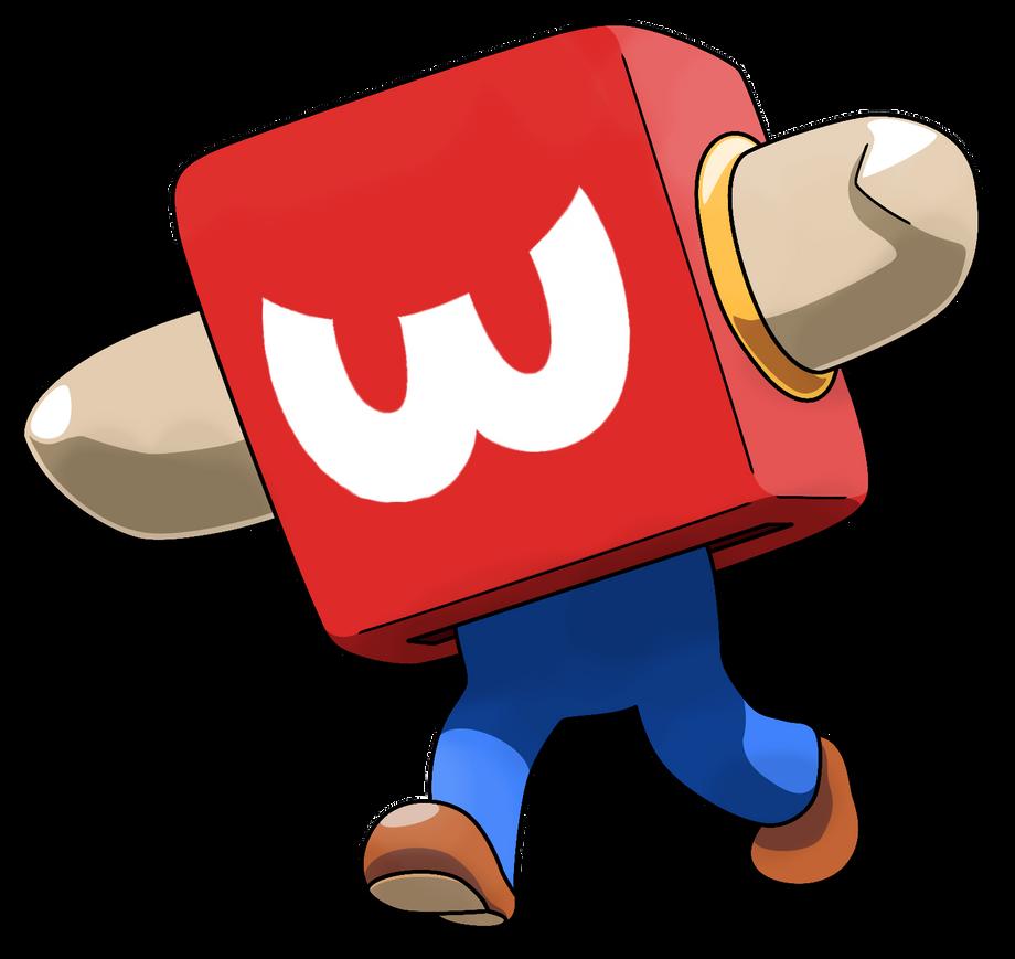 Super Mario: Bully Box by Smiley-Fakemon