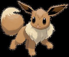 Pokemon Y: Eevee by Smiley-Fakemon