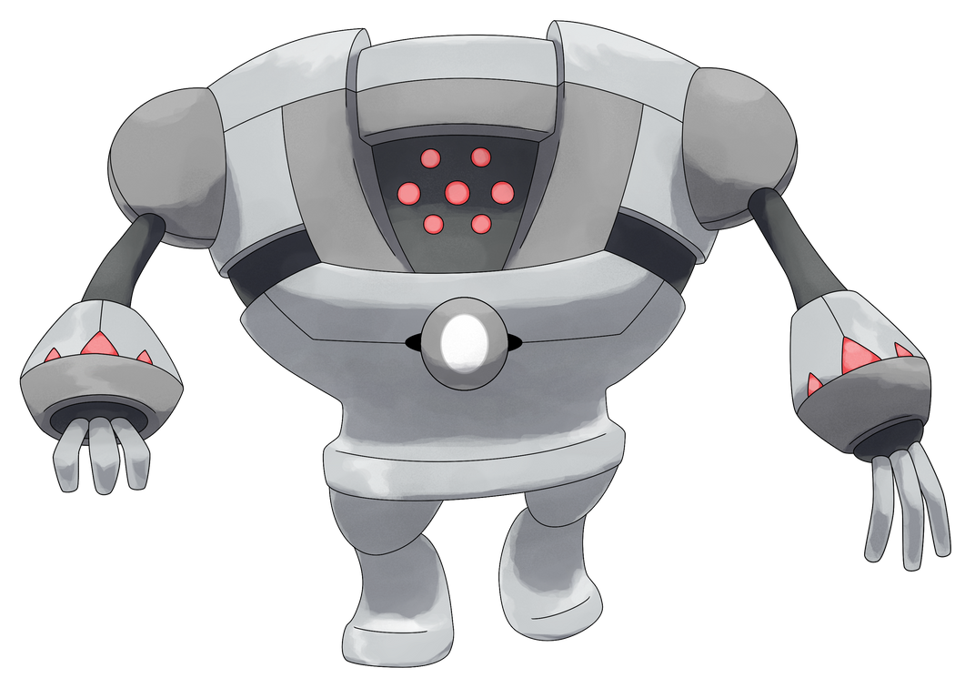 [Resim: mega_registeel_by_smiley_fakemon-d7hud28.png]