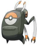 #043 Bugpag by Smiley-Fakemon
