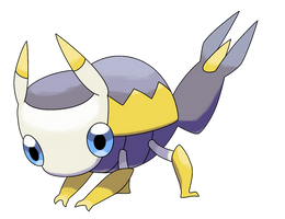 #013 Silpher V2 by Smiley-Fakemon