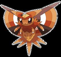 Mothlas, Float Fakemon