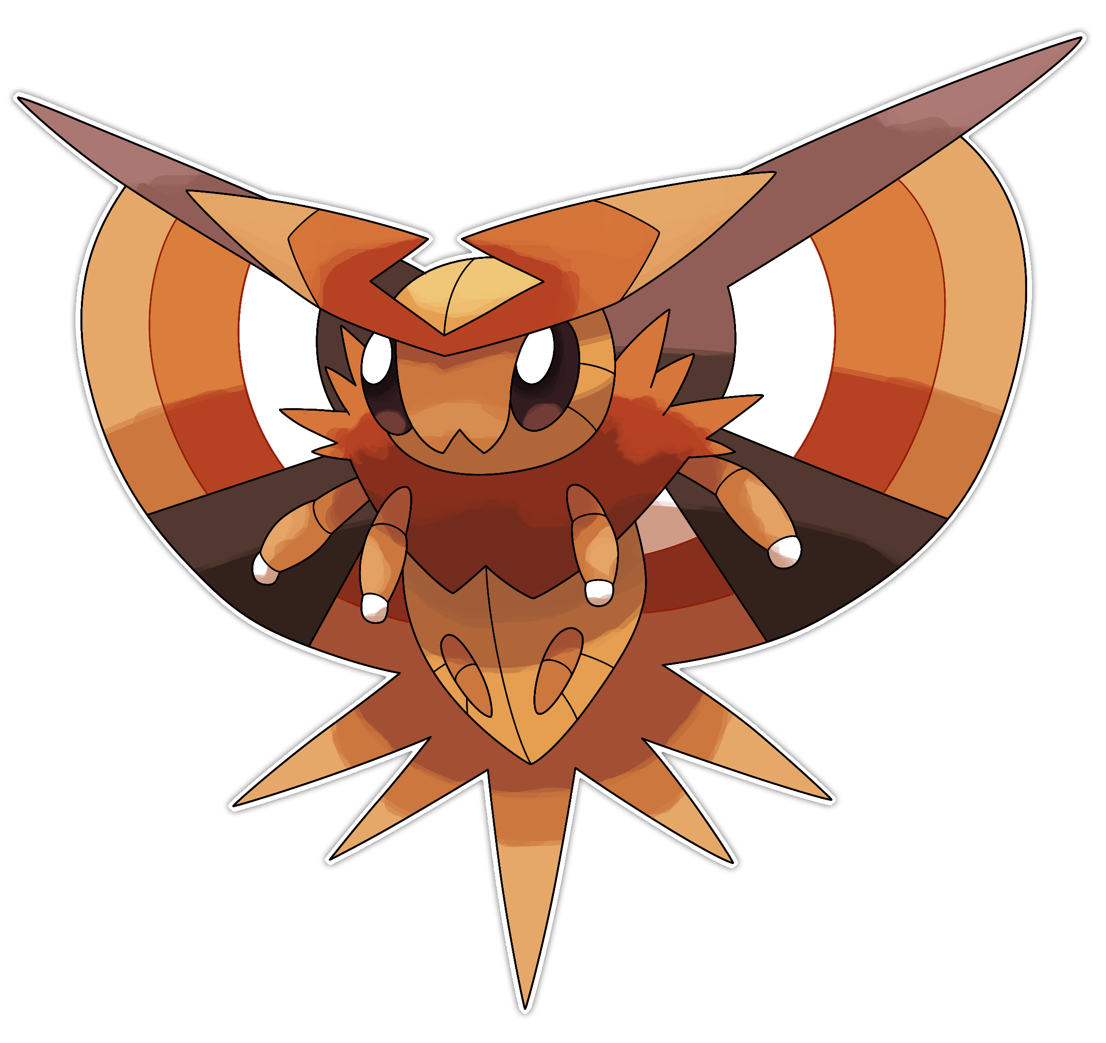 Hydra Dragon Pokemon Mothlas Float Fakemon By Smiley Fakemon Dogbh