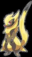 Surinari, Lightning Fakemon