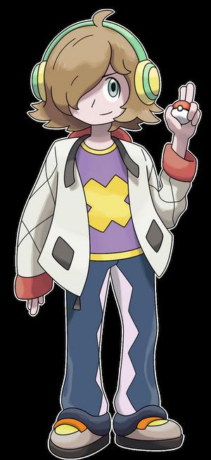 Pokemon Trainer Lex V3