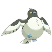 Antarctel, Coldwater Fakemon by Smiley-Fakemon