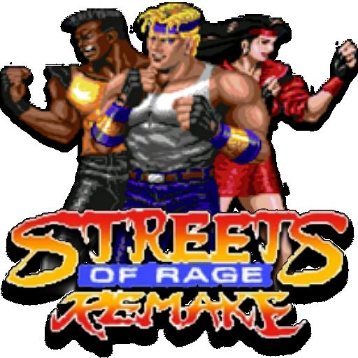 Resultado de imagem para street of rage remake