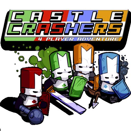 ¡El juego más épico de la historia! Castle_crashers_by_pooterman-d5bgv33