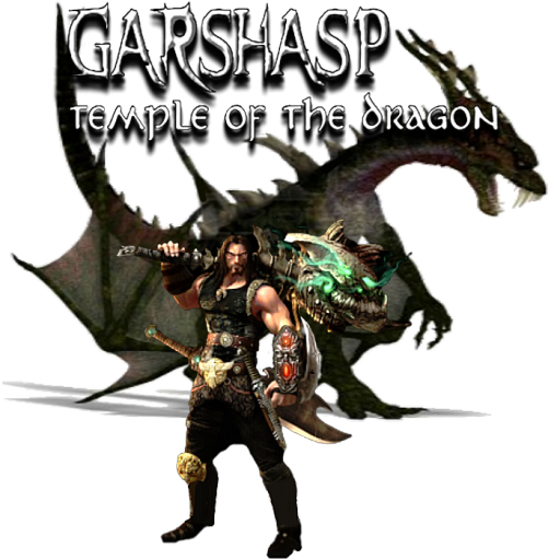 Garshasp Temple Of The Dragon by POOTERMAN