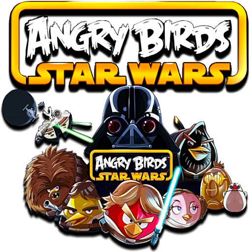 Angry Birds: Star Wars by POOTERMAN