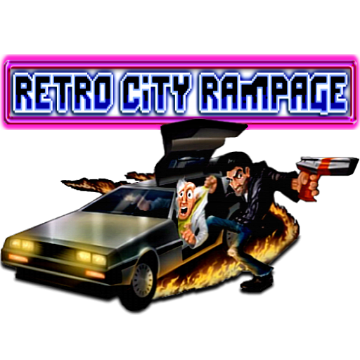 Retro City Rampage v2 by POOTERMAN