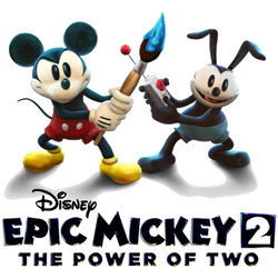Epic Mickey 2: The Power Of Two by POOTERMAN