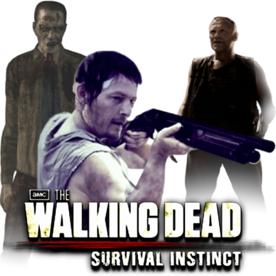 The Walking Dead: Survival Instinct by POOTERMAN