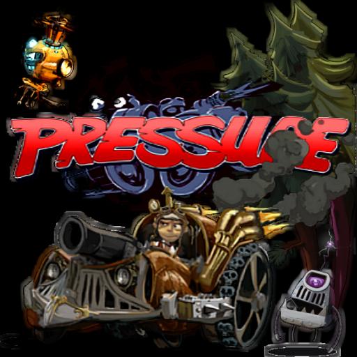 Pressure by POOTERMAN