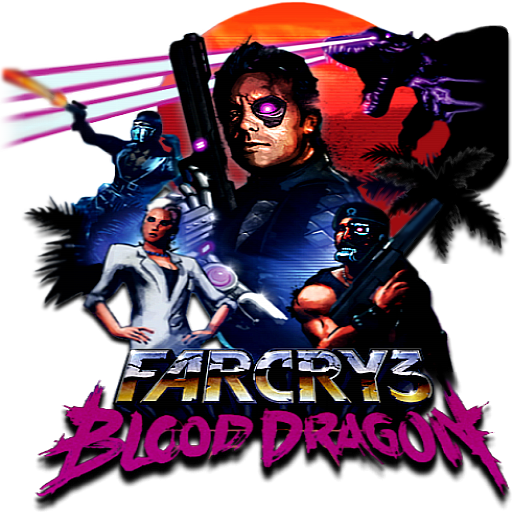 Far Cry 3 Blood Dragon V2 By Pooterman On Deviantart
