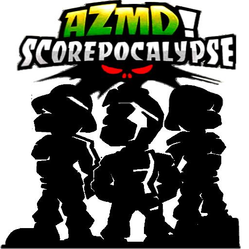 AZMD Scorepocalypse by POOTERMAN