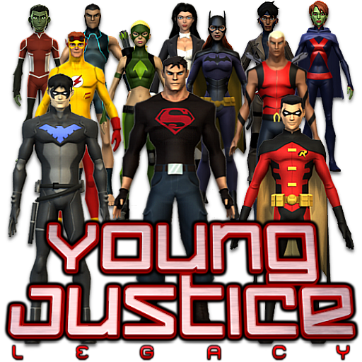 Young Justice Legacy by POOTERMANYoung Justice Icon
