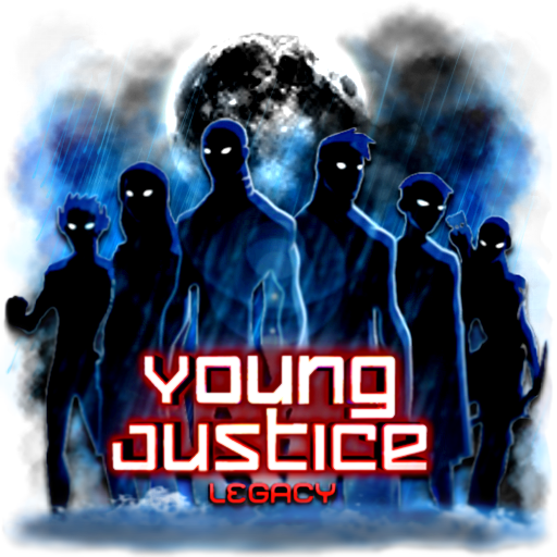 Young Justice Legacy v3 by POOTERMAN