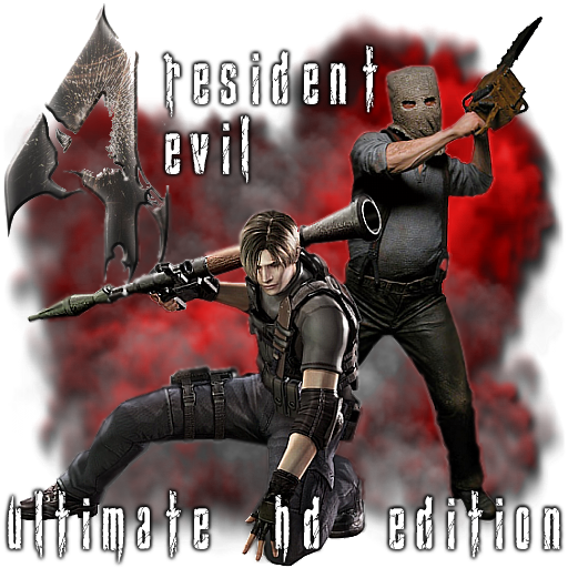 Resident Evil 4 Ultimate HD Edition by POOTERMAN on DeviantArt