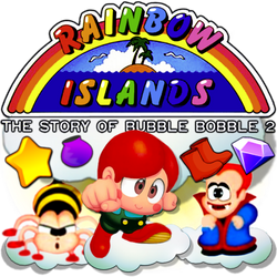 Rainbow Islands v2 by POOTERMAN